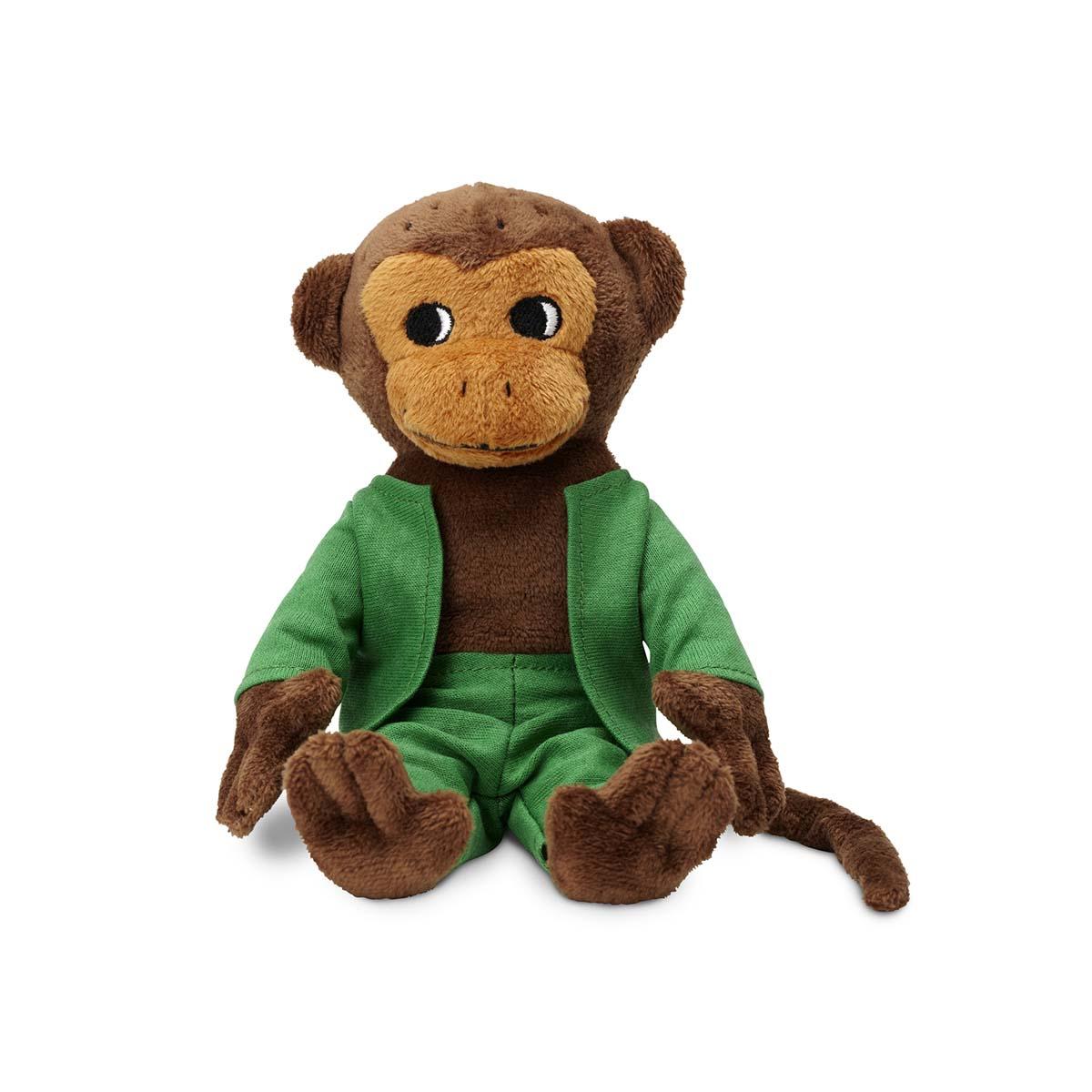 Мягкая игрушка Пеппи Длинный чулок - mr Нильссон, 16 см фото