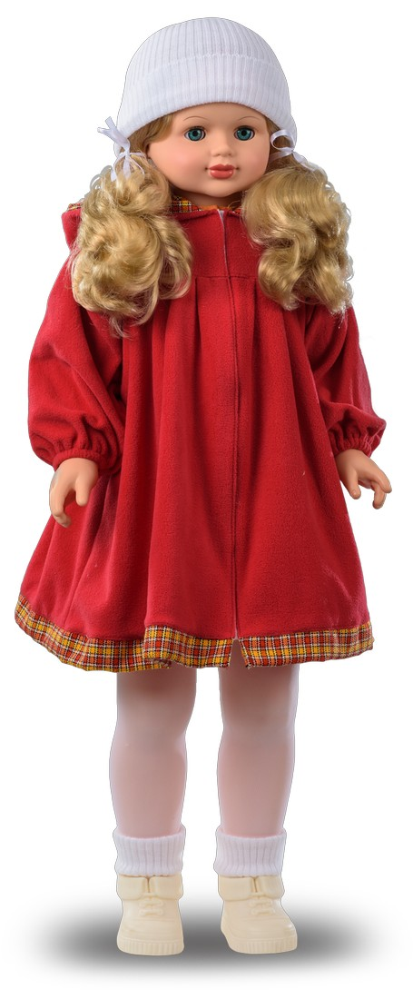Кукла Снежана 15, со звуковым устройствомРусские куклы фабрики Весна<br>Кукла Снежана 15, со звуковым устройством<br>