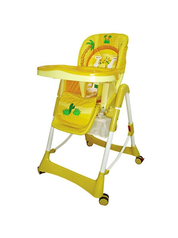 Детский стульчик для кормления Jetem – Piero De Lux AfricaСтульчики для кормления<br>Детский стульчик для кормления Jetem – Piero De Lux Africa<br>