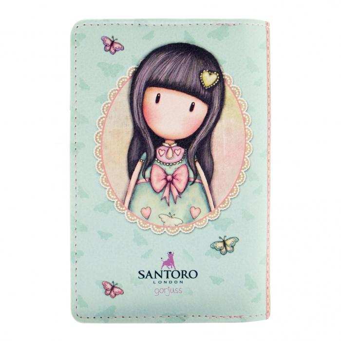 Маленький кошелек -  Seven Sisters из серии GorjussGorjuss Santoro London<br>Маленький кошелек -  Seven Sisters из серии Gorjuss<br>
