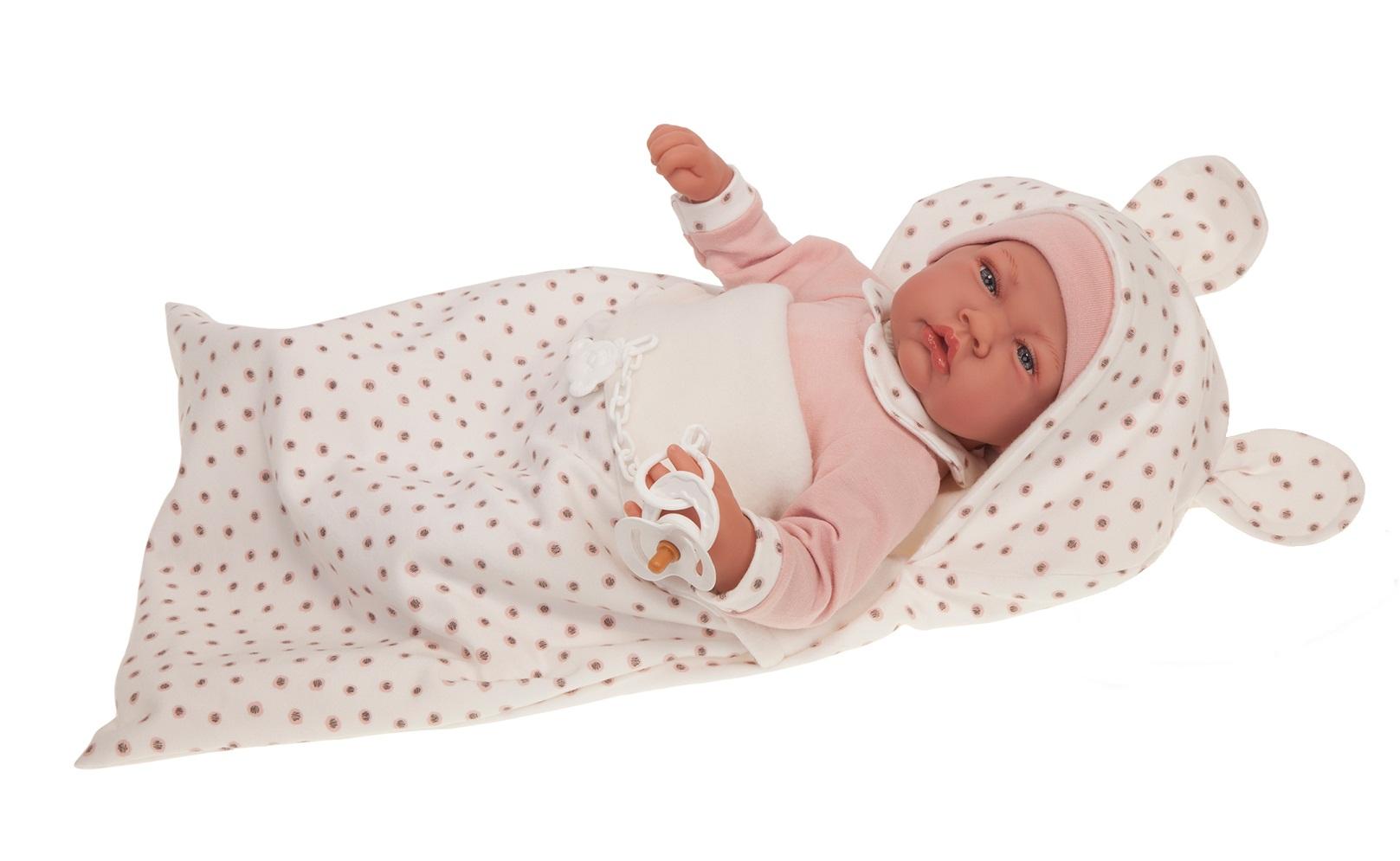 Купить Кукла Кристина в конверте, 40 см, Antonio Juans Munecas