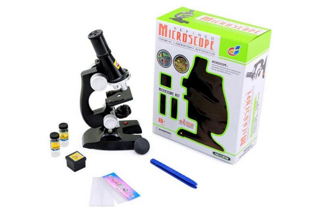 Детский микроскоп - Refined MicroscopeДетские телескопы и микроскопы<br>Детский микроскоп - Refined Microscope<br>