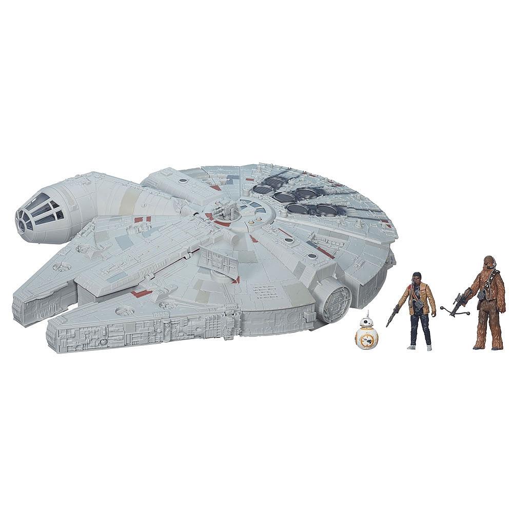 Star Wars. Флагманский космический корабль Звездных войн - Игрушки Star Wars (Звездные воины), артикул: 135100