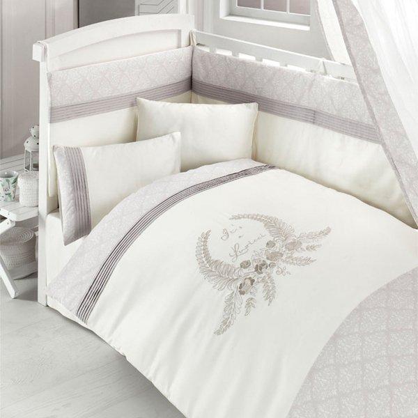 Комплект постельного белья и спальных принадлежностей из 6 предметов серии MonarchДетское постельное белье<br>Комплект постельного белья и спальных принадлежностей из 6 предметов серии Monarch<br>