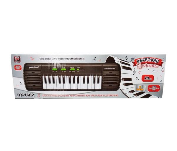 Купить Синтезатор с 29 клавишами и динамиками, JUNFA TOYS