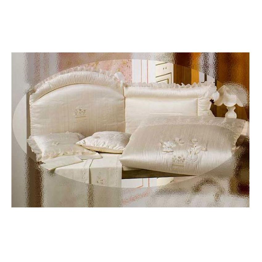 Одеяло для люльки - Коралловый риф из коллекции 4 времени года из ткани пике с вышивкойМатрасы, одеяла, подушки<br>Одеяло для люльки - Коралловый риф из коллекции 4 времени года из ткани пике с вышивкой<br>