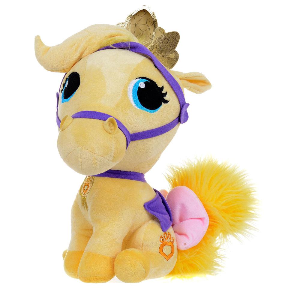 Королевские питомцы. Питомец Рапунцель - пони Звездочка, 23 см.Королевские питомцы Palace Pets<br>Королевские питомцы. Питомец Рапунцель - пони Звездочка, 23 см.<br>