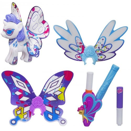 Игровой набор My Little Pony: Создай свою пони – Рарити - Моя маленькая пони (My Little Pony), артикул: 154615