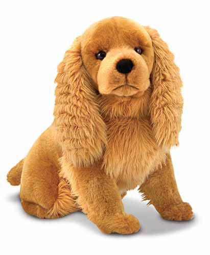 Мягкая игрушка  Кокер-спаниель  - Собаки, артикул: 138674