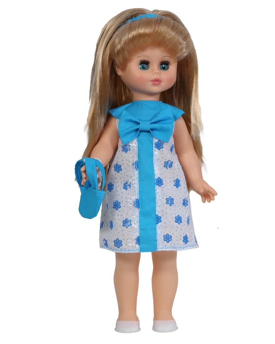 Кукла Оля 5, со звуковым устройствомРусские куклы фабрики Весна<br>Кукла Оля 5, со звуковым устройством<br>