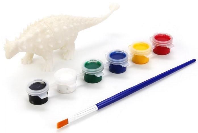 Купить Набор для творчества – Парк динозавров. Разные виды динозавров, Multiart