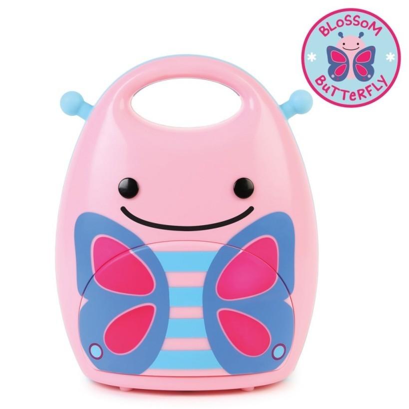 Ночник детский  Бабочка - Музыкальные ночники и проекторы, артикул: 150227