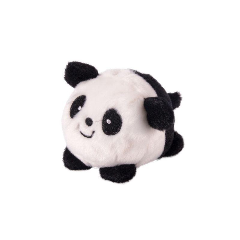 Купить Мячик мягкий - Панда, 7 см., Button Blue