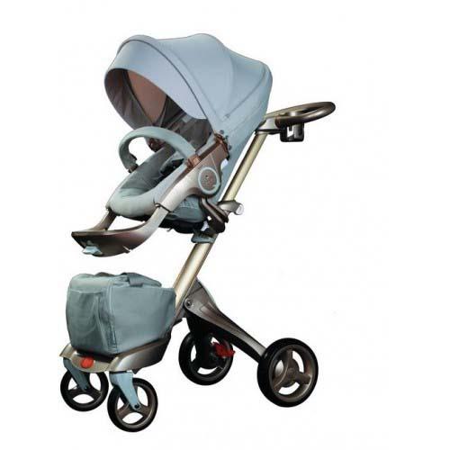 Детская коляска 2 в 1 - Nuovita Sogno, d'oro