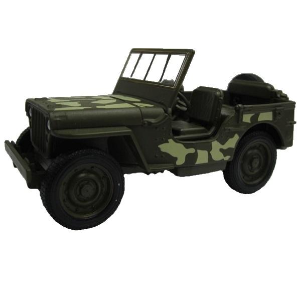 Купить Игрушечная модель машины – Военный автомобиль, Welly