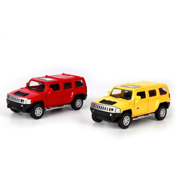 Машина металлическая инерционная - Hummer H3Hummer<br>Машина металлическая инерционная - Hummer H3<br>