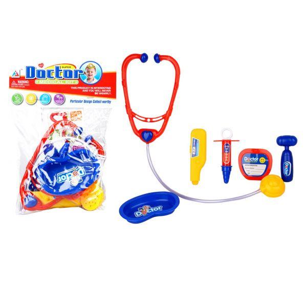 Набор доктора в пакетеНаборы доктора детские<br>Набор доктора в пакете<br>