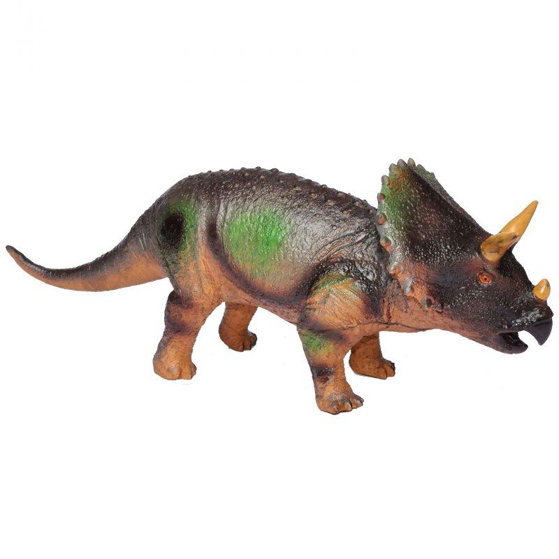Фигурка динозавра - ТрицератопсЖизнь динозавров (Prehistoric)<br>Фигурка динозавра - Трицератопс<br>