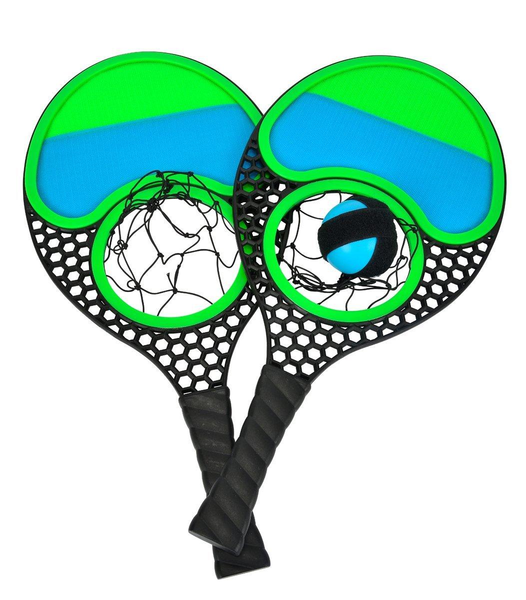 Набор для игры в теннис с мячом и ракеткой, 49 см