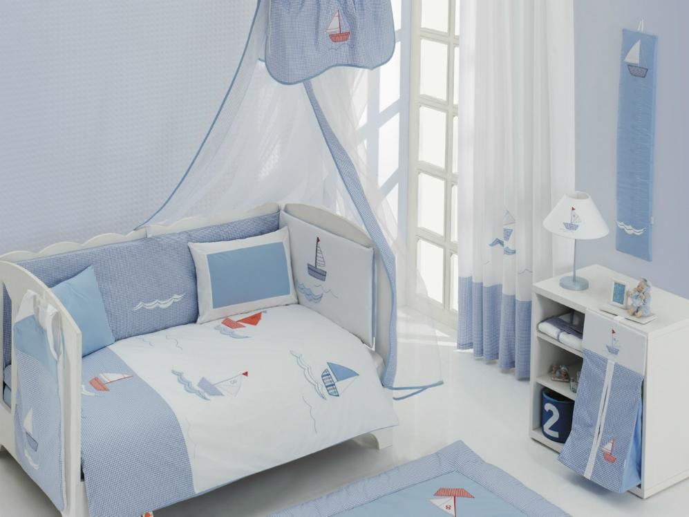 Балдахин серии Blue 150 х 450 см, Marine - Спальня, артикул: 171433