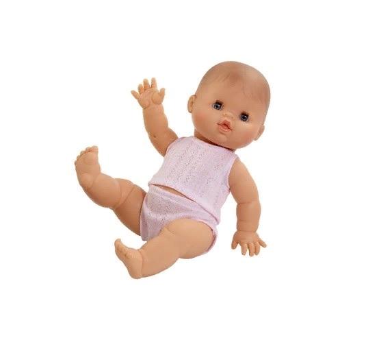 Купить Кукла Горди в нижнем белье, 34 см европеец, Paola Reina