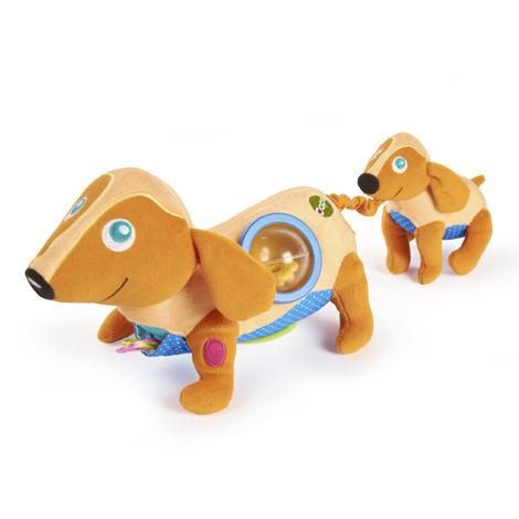 Игрушка развивающая - СобачкаРазвивающие игрушки Oops<br>Игрушка развивающая - Собачка<br>