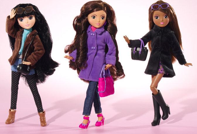 Кукла - Супермодель в осеннем наряде, 26 смПупсы<br>Кукла - Супермодель в осеннем наряде, 26 см<br>