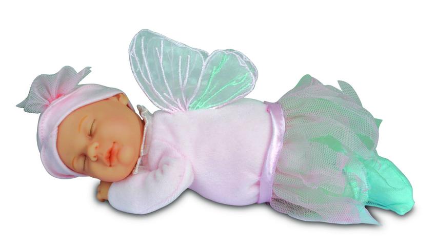 Кукла из серии - Детки-эльфы, 23 см.Куклы детки ANNE GEDDES<br>Кукла из серии - Детки-эльфы, 23 см.<br>