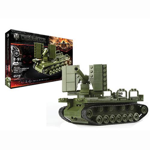 Конструктор World of Tanks – C-51 - Конструкторы других производителей, артикул: 161981