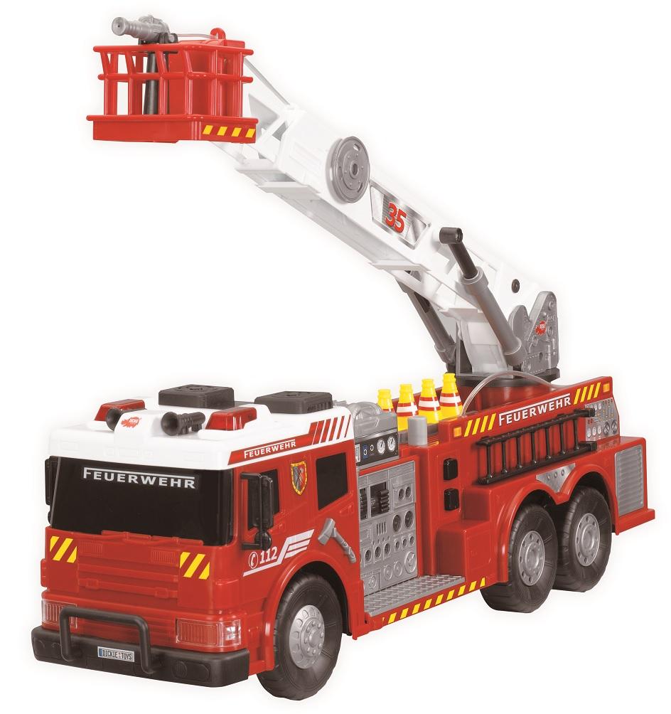 Игрушка пожарная машина с водой