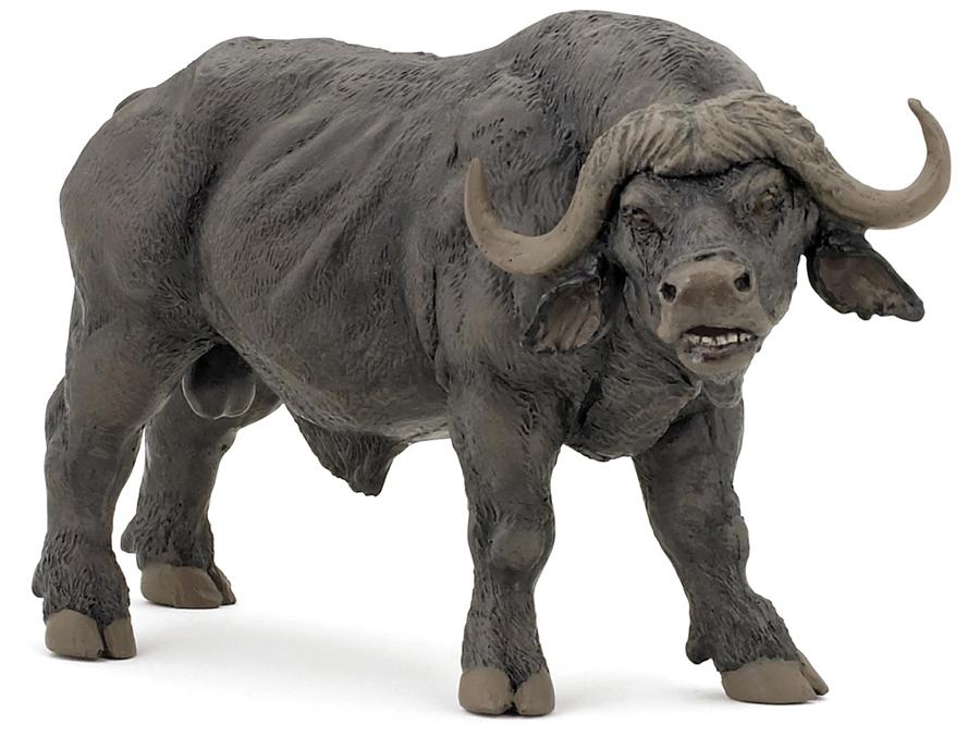 Фигурка - Африканский буйволДикая природа (Wildlife)<br>Фигурка - Африканский буйвол<br>