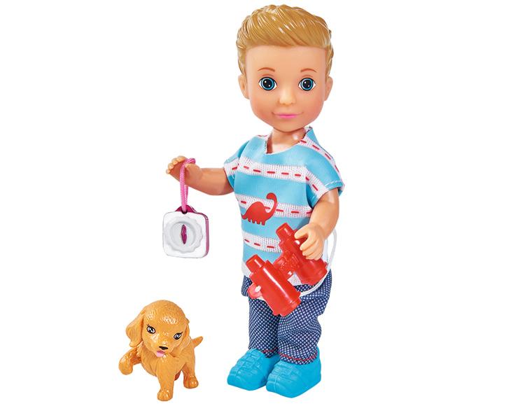 Купить Кукла Тимми из серии Поход, 12 см., Simba