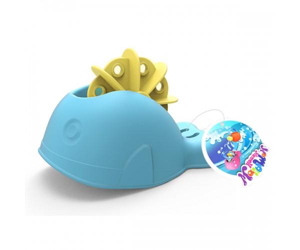 Игрушка для ванны из серии Нашим малышам - Кит, Биплант  - купить со скидкой
