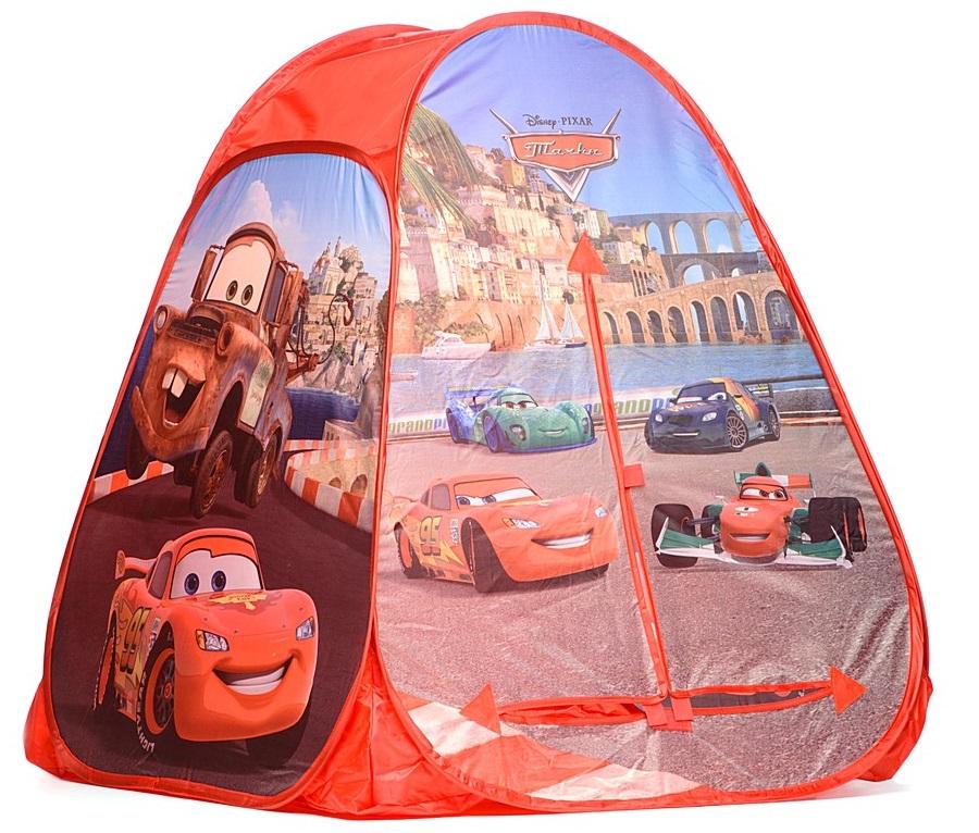 Игровая детская палатка Cars 2, DisneyCARS 3 (Игрушки Тачки 3)<br>Игровая детская палатка Cars 2, Disney<br>