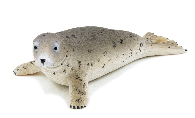 Фигурка - Тюлень серый, пластик от Toyway