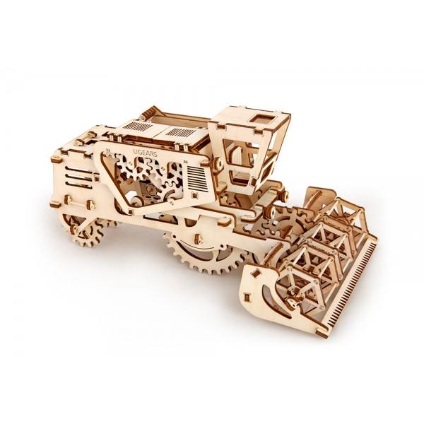 Комбайн - Деревянный конструктор, артикул: 157082