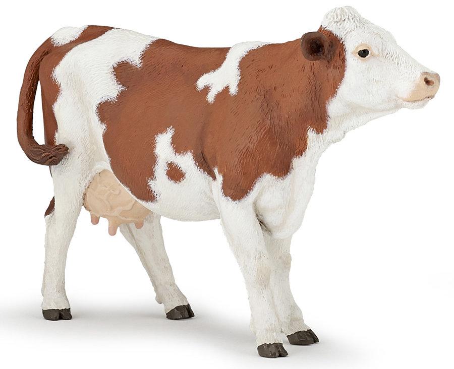 Купить Монбельярдская корова, Papo