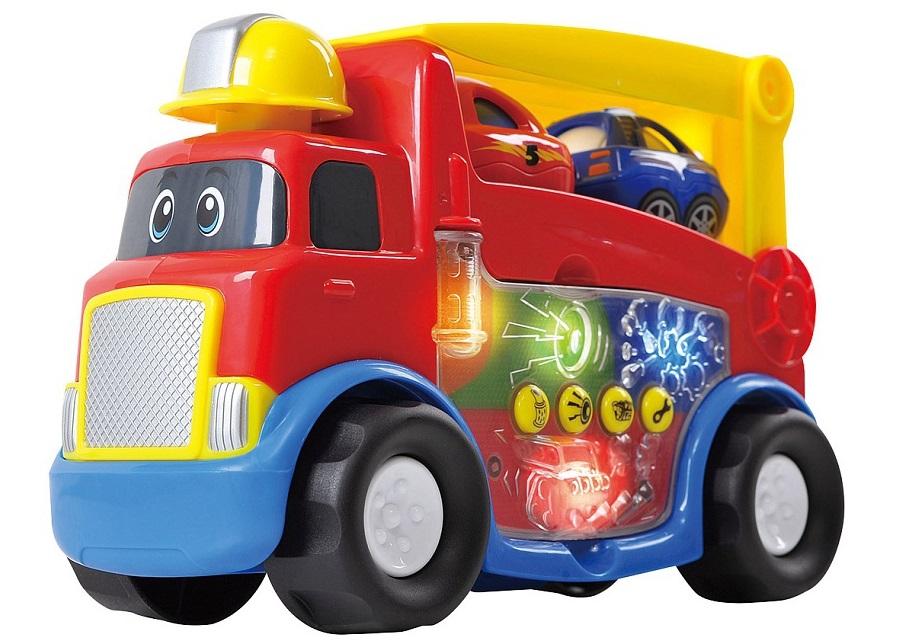 Развивающая игрушка - АвтоперевозчикРазвивающие игрушки PlayGo<br>Развивающая игрушка - Автоперевозчик<br>