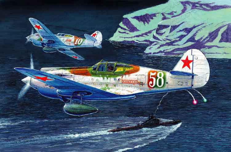 Модель для склеивания - Самолёт ТомагавкМодели самолетов для склеивания<br>Модель для склеивания - Самолёт Томагавк<br>