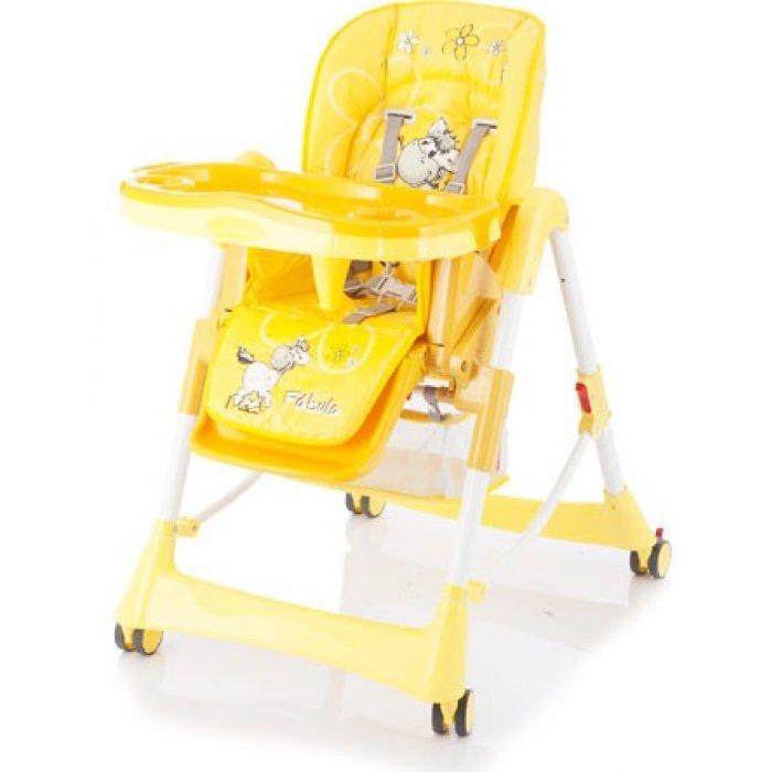 Стульчик Piero Fabula Horse, yellowСтульчики для кормления<br>Стульчик Piero Fabula Horse, yellow<br>