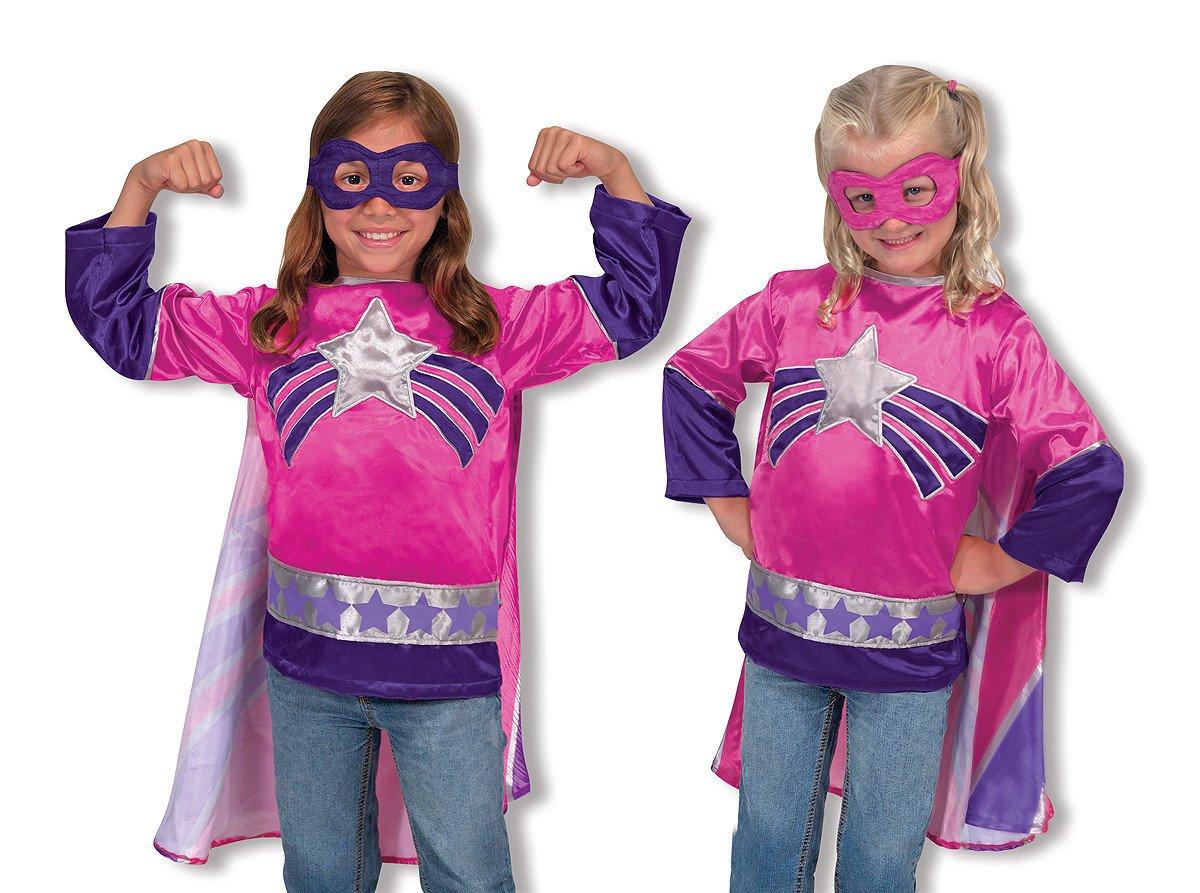 Melissa&Doug Маскарадный костюм «Супер-Героиня»