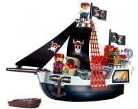 Пиратский корабль. Игровой набор-конструктор (Ecoiffier, 3130)