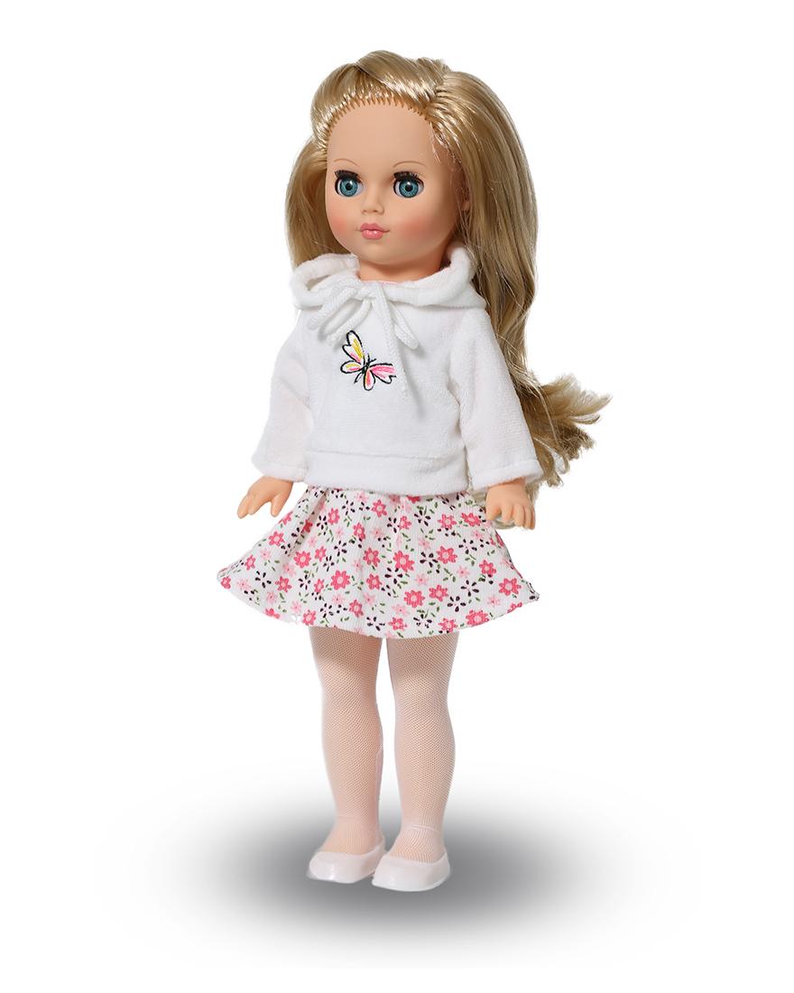 Кукла Мила 8, высота 38,5 смРусские куклы фабрики Весна<br>Кукла Мила 8, высота 38,5 см<br>