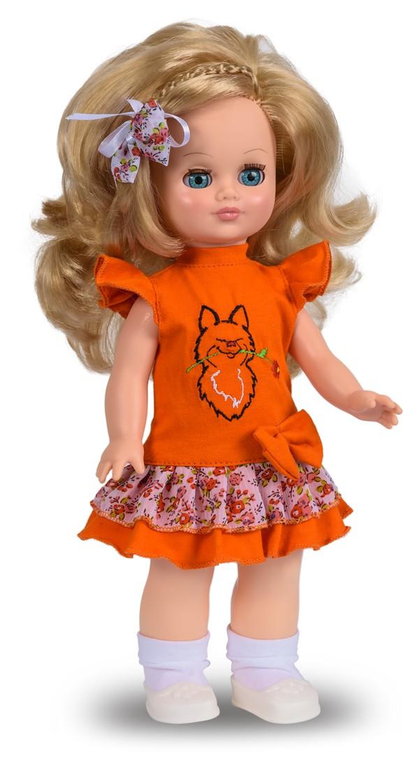 Кукла «Наталья 1» со звуковым устройством 35,5 см.Русские куклы фабрики Весна<br>Кукла «Наталья 1» со звуковым устройством 35,5 см.<br>