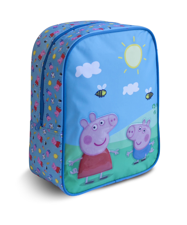Купить Рюкзачок средний «Свинка Пеппа», Росмэн