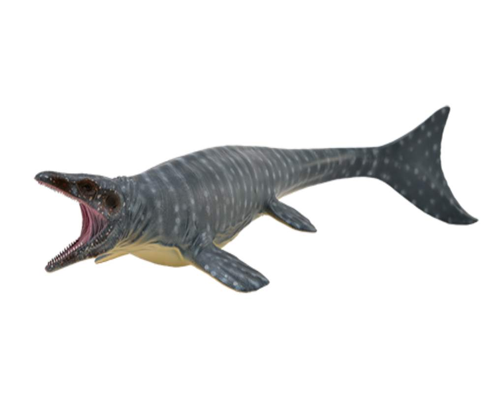 Фигурка животного - Мозазавр, размер XLМорской мир (Sea life)<br>Фигурка животного - Мозазавр, размер XL<br>