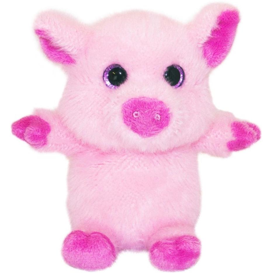 Мягкая игрушка – Поросенок Пигги, 15 см Gulliver