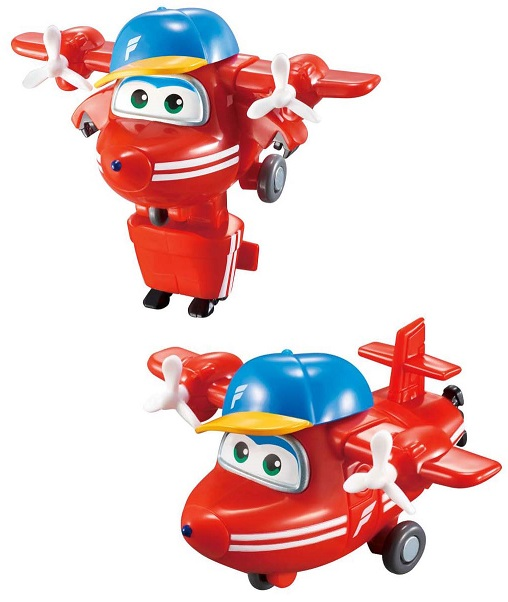 Мини-трансформер Super Wings - ФлипСупер Крылья Super Wings<br>Мини-трансформер Super Wings - Флип<br>