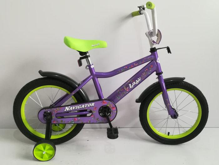 Детский велосипед Navigator - Lady, колеса 16 дюйм