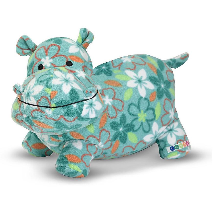 Мягкая игрушка бегемотик «Гиппо Кати», 41 см.Животные<br>Мягкая игрушка бегемотик «Гиппо Кати», 41 см.<br>
